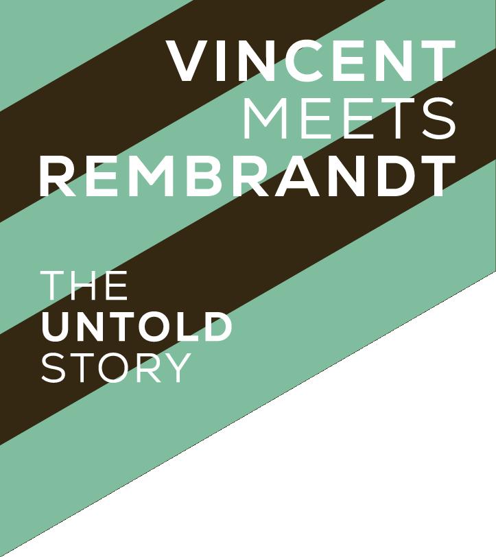 Vincent Meets Rembrandt