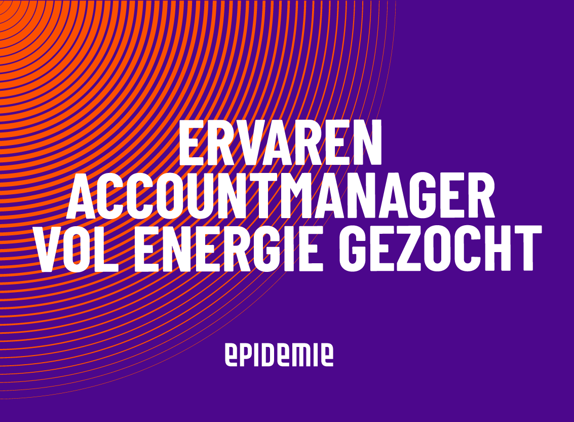 Vacature account manager 3